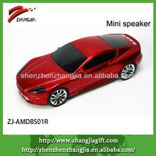 Aston Martin portable led car mobile radio speaker