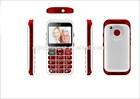 Old people very button handphone & Senior SOS button & Elderly Loud volume mobile telephone