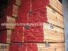 Red Meranti Sawn Timber