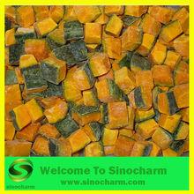 Frozen Pumpkin Peeled