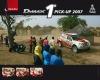 Isuzu Rally Raid proto car