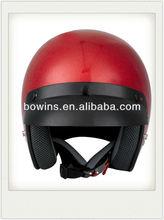 Glass fiber DOT 3/4 motorcycle helmet