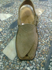 Camel Color Suede(Sabar) Chappal