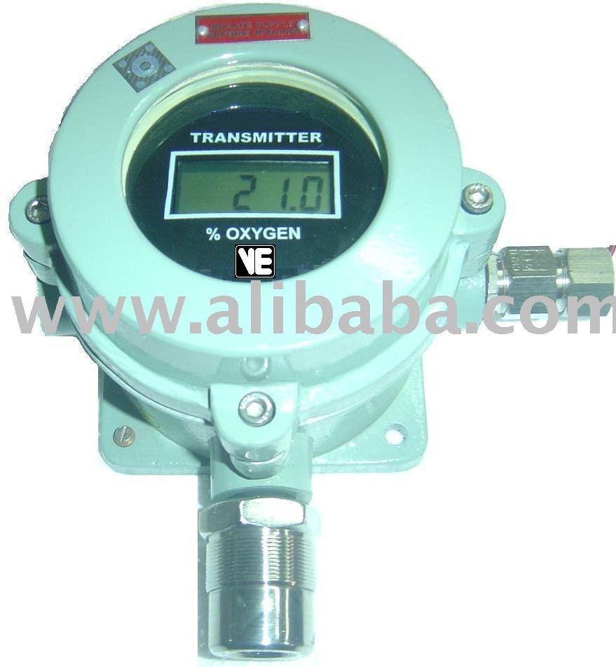 CHLORINE GAS SENSOR TRANSMITTER