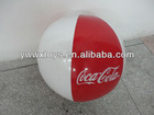 2014 hot sell inflatable beach ball