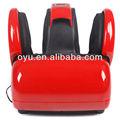 2013 caliente venta de nuevo producto de vibración de masaje en los pies de la máquina con el ce aprobado