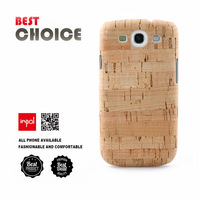 Soft touch mobile phone case for samsung galaxy s3 in natural style perfect for summer