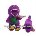 dinosaurio barney divertido peluche juguetesparabebés