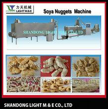 Textured Soya Protein Food/vegetarian Soya Meat/soya Nugget Machine