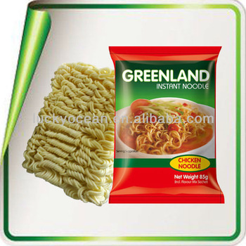 Choice instant noodles in bag 85g