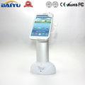 Moda!!! Novidade celular inteligente segurança display stand! Mini