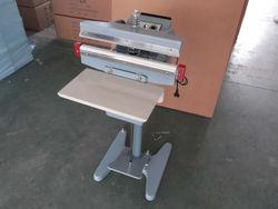 pedal Impluse sealer/foot pedal heat sealer/heat sealer for aluminum foil plastic bags