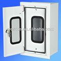 Caixa do medidor caixa do medidor elétrico à prova de água / ao ar livre ip65 / caixa de Metal
