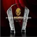 la novela personalizado premios de cristal pulido