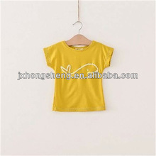 100 cotton soft and comfortable fashion summer boys kids t-shirts design