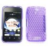 Metro PCS Wholesale Accessories ZTE X500 Score TPU Purple