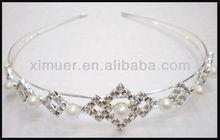 Fashion rhinestone crystal bridal wedding headband