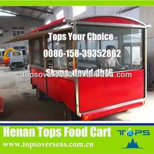 mobile catering food van