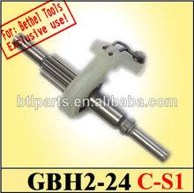 Bosch GBH 2 - 24 dsr, Gbh 2 - 24 Bosch marteau 2 - 24, Bosch 24 marteau arbre de pièces ensemble