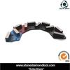 DMY-43 Trapezoid Metal bonded terrazzo grinding diamond shoes