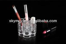 Clear Acrylic Jewelry Makeup Organizer