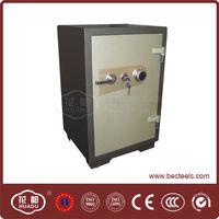 Mechanical key lock el safe box cabinet