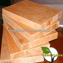 4ft x 8ft indonesia falcata core blockboard