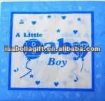 High quality and cheapest price of the paper napkins for little baby boy