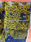"wholesale wax printed fabric ankara print african super wax fabric batik print fabric 100% cotton24*24 72*60 44/45"""