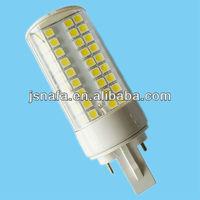 High brightness 220V AC G24 pl light fittings