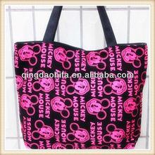 Beacutiful Summer Canvas Handbags