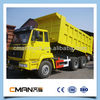 China 20T-25T 15 cubic meter tipper lorry hot sale