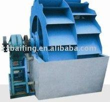 Newly developed quartz sand washing machine with novel design