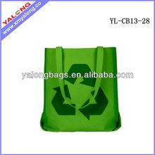 Green Eco-friendly Tote Cotton Bag