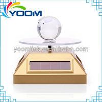 YMC-D03 hot sale gemstone display tray, solar display stand factory
