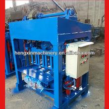 cheap coal cinder manual brick making machine