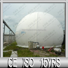 Gas tanks --- auto-control system, operation system, water protection