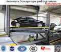 Armazenamento automático sistema de estacionamento tipo/cave de armazenamento tipo de sistema de estacionamento/guangdong automático de armazenamento na garagem