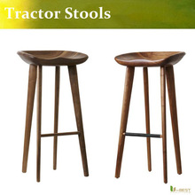 Scott Fellows and Craig Bassam Tractor stool