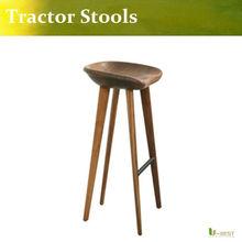 Tractor Stool by Craig Bassam