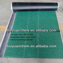 App modified bitumen waterproof membrane with polyester mat
