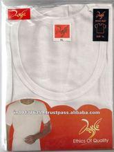Mens inner wear in 100% cotton