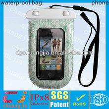Multipfunction waterproof bag fit moblie phone