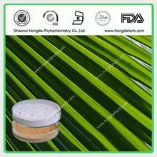 Natural Saw Palmetto Extract Powder Total Fatty Acids Min25%