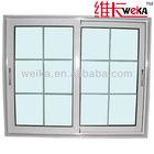 americanized pvc window grills design for sliding windows