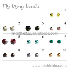 Metallic and Plating tungsten beads fly fishing