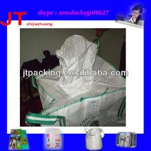 square bottom big PP FIBC bulk sand bag