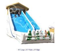Ice World slide/Toboggan Slide