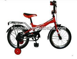 16 inch girls red bicycle kids bike cheap children bikes BMX children bikes KB-KSB-W09