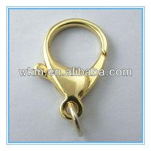 Lobster Swivel Clasps for wristlet key chain lanyard
